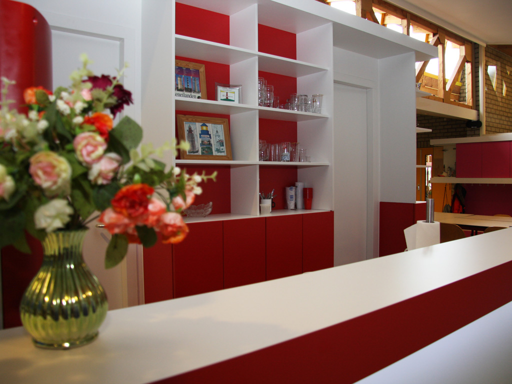 Basisschool de vuurtoren a d interieurbouw for Compleet interieur