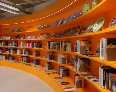 Gemeentehuis/Bibliotheek Heemskerk