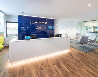 Boeing Office Amsterdam