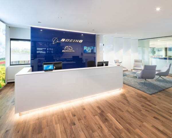 Boeing Office Amsterdam